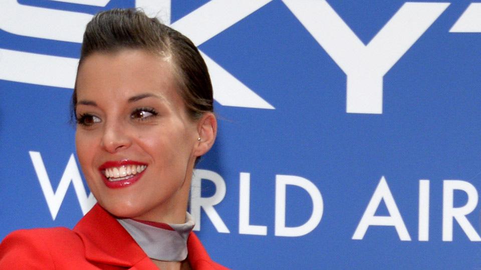 invitado a los world airline awards
