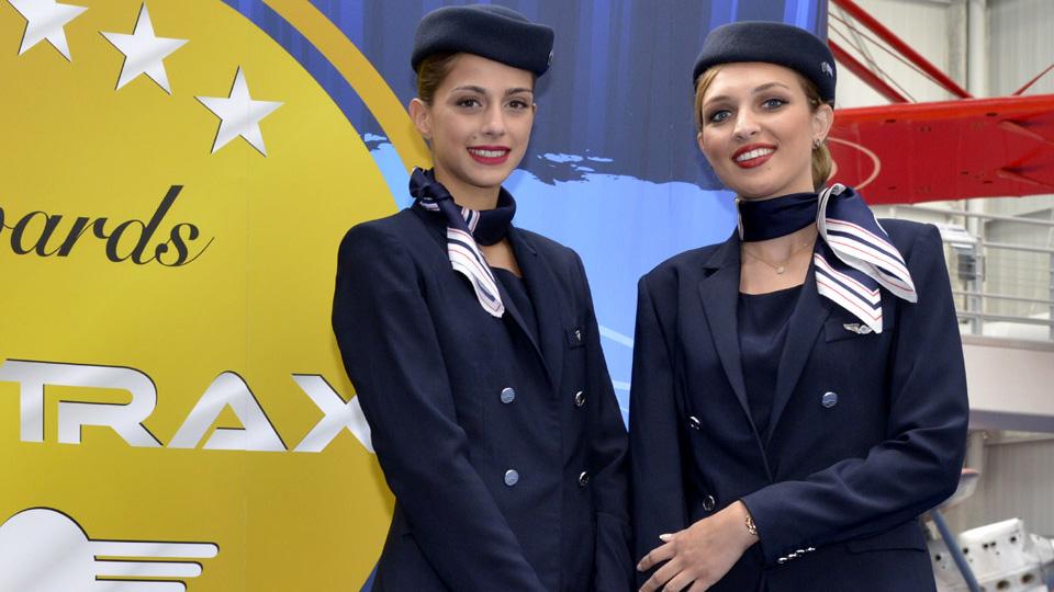 全球航空公司奖来宾