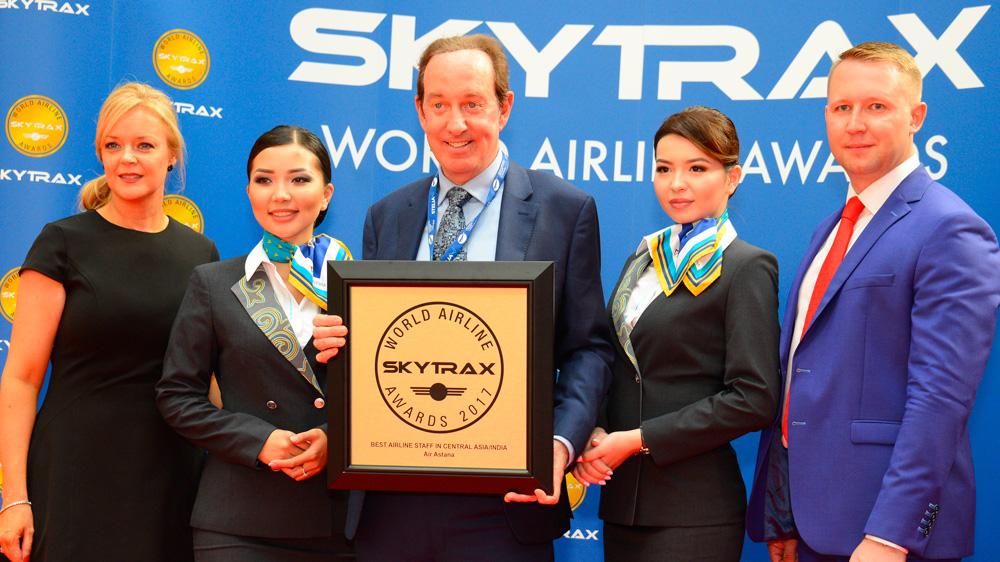 阿斯塔纳航空总裁