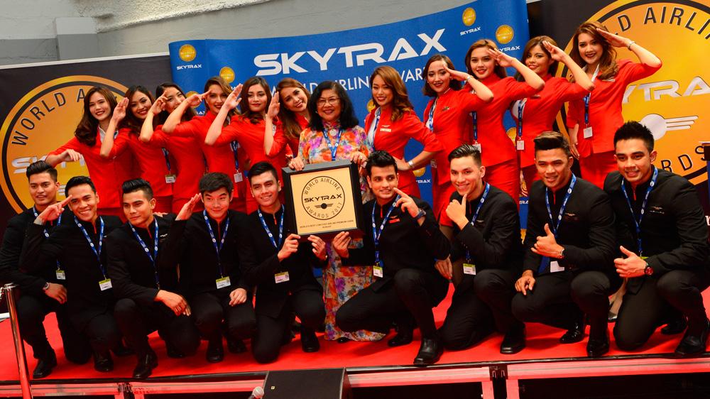 亚洲航空X主席