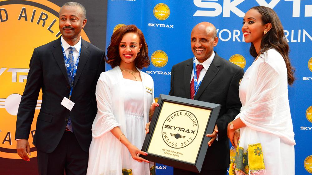 埃塞俄比亚航空首席执行官