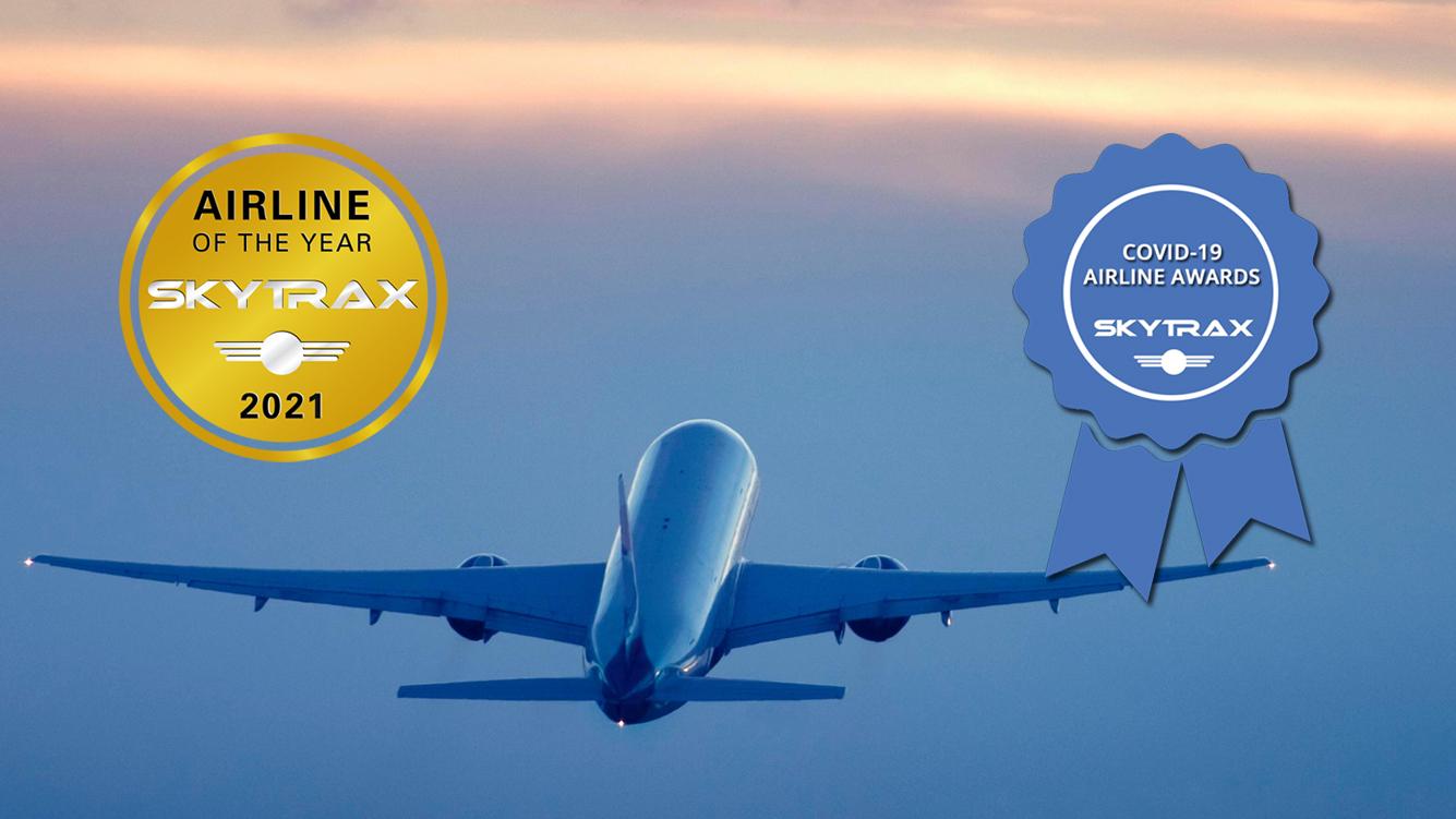 premios de aerolíneas 2021
